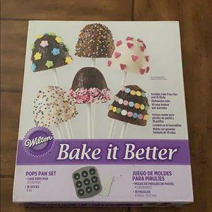 Cake Pops Pan Set